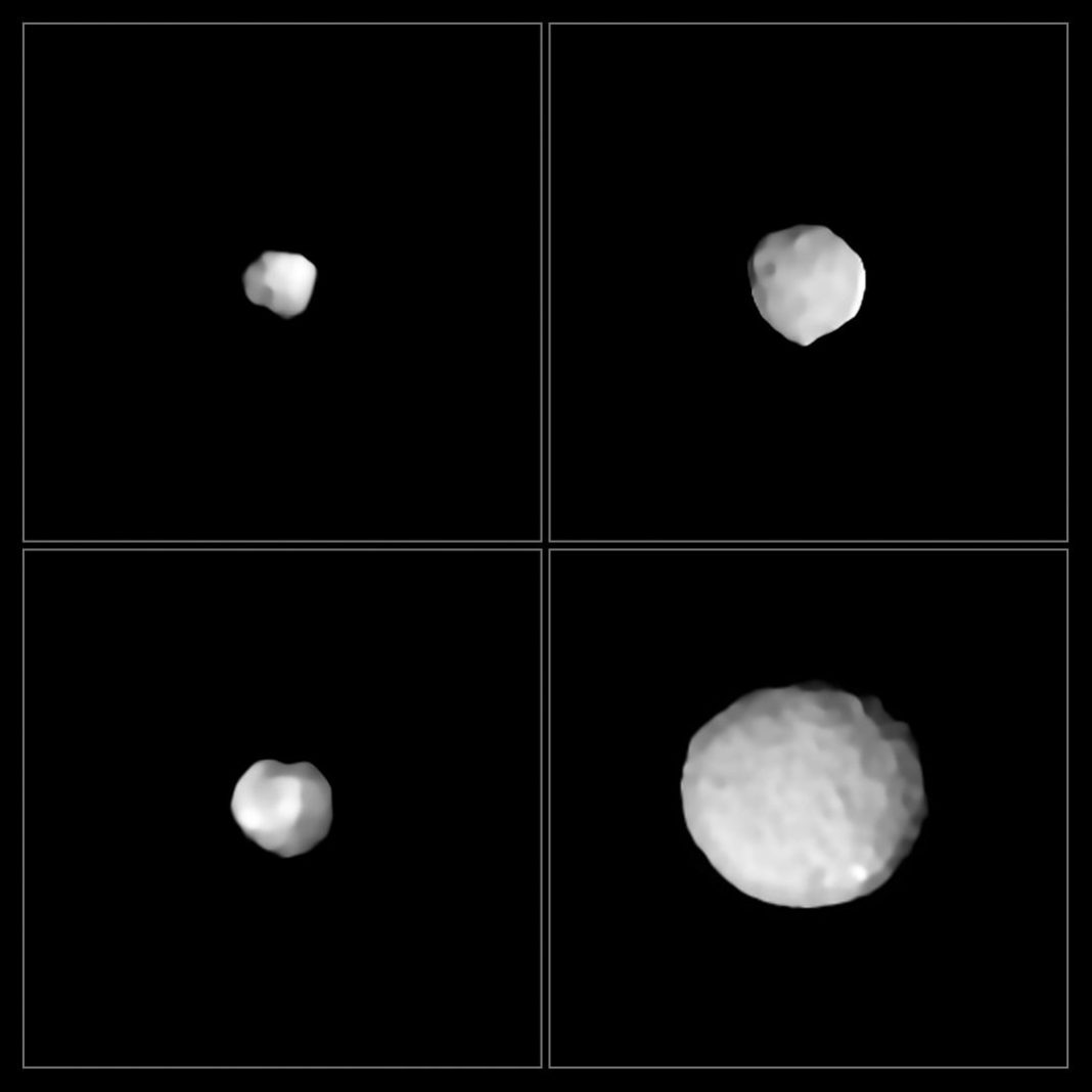 Proposed NASA SmallSat Objective Might Be First To Go To Pallas, Our 3rd Largest Asteroid