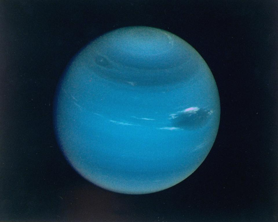 Pleased Birthday To Urbain Le Verrier, Who Found Neptune With Mathematics Alone
