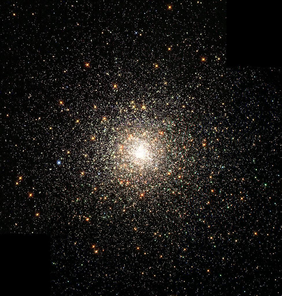 Messier 80– the NGC 6093 Globular Cluster