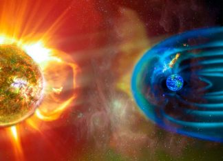 Ice Cores Reveal Huge Geomagnetic Storms Struck Earth About 2,600 And 1,300 Years Ago