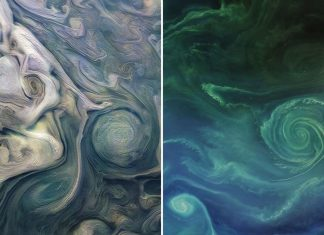 Jupiter or Earth? Which One's Which, and Why Do They Look so Comparable?