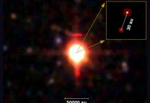 Why Are These Enormous, Infant Stars Orbiting So Close Together?
