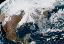 Here's How Today's 'Bomb Cyclone' Formed On The Central Plains