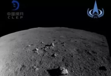 China's Lunar Rover Wakes Up and Gets to Work for its 3rd Lunar Day