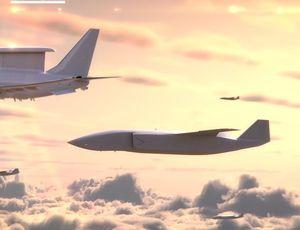 Boeing reveals brand-new unmanned defense platform video