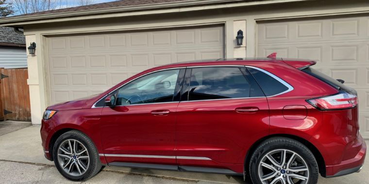 On the edge of something actually great: Ford Edge evaluation