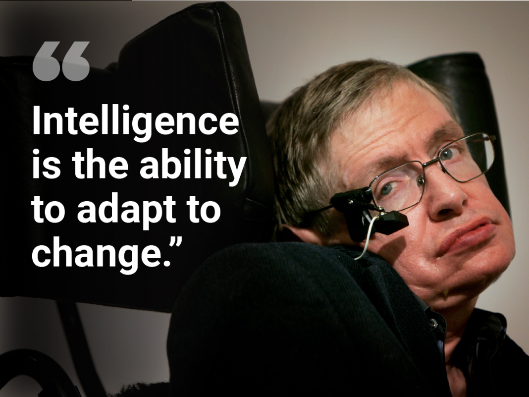 Stephen Hawking passed away 1 year ago today. Here are 15 of the most exceptional and unforgettable things he ever stated.