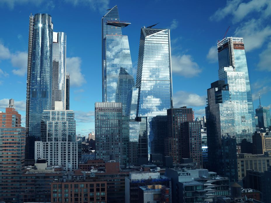 New york city's $25 billion megadevelopment can stand up to a superstorm or terrorist attack– even if the whole city closes down