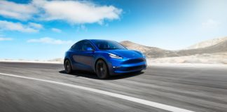 At fast Los Angeles occasion, Tesla reveals the 300- mile-range Design Y