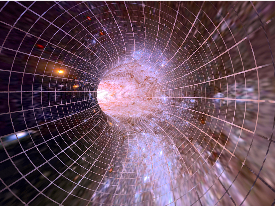 Physicists have actually found that turning great voids may act as websites for hyperspace travel