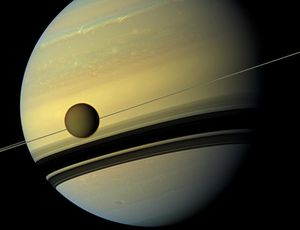 NASA engineer aims to Saturn moon Titan for human nest