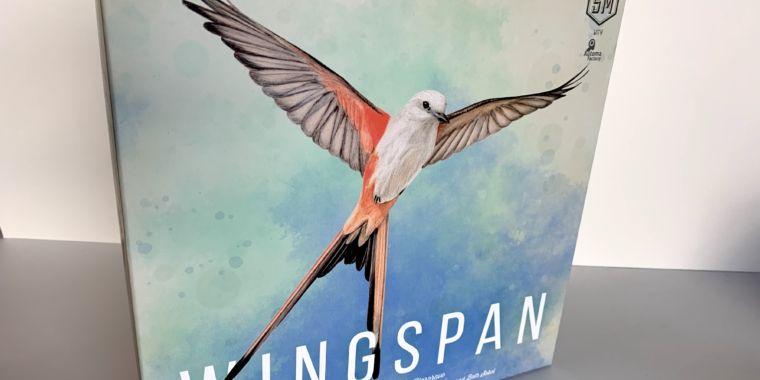 Wingspan evaluation: A beautiful birding parlor game flies