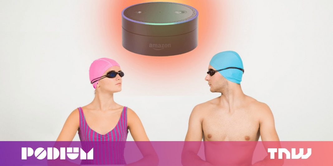 Consider personal privacy the next time you ask Alexa the weather condition