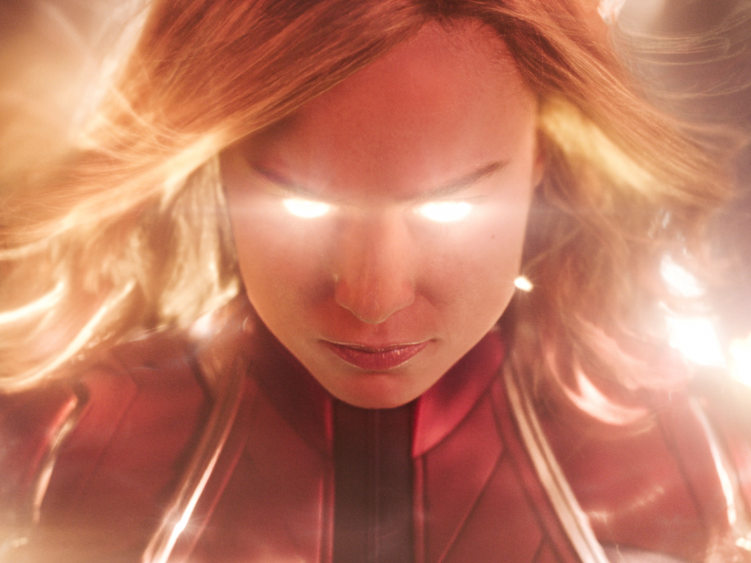 'Captain Marvel' generated a big $693 million over the weekend as it continued to control package workplace