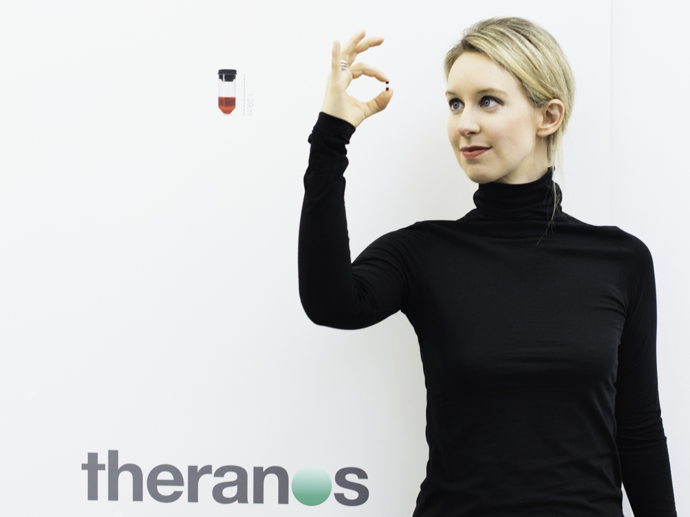 The Stanford professor who rejected one in every of Elizabeth Holmes' early concepts explains what it was like to look at the rise and fall of Theranos