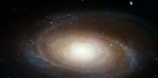 Messier 81– the Bode Galaxy