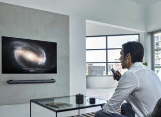 LG's newest, biggest OLED Televisions will begin delivering in April