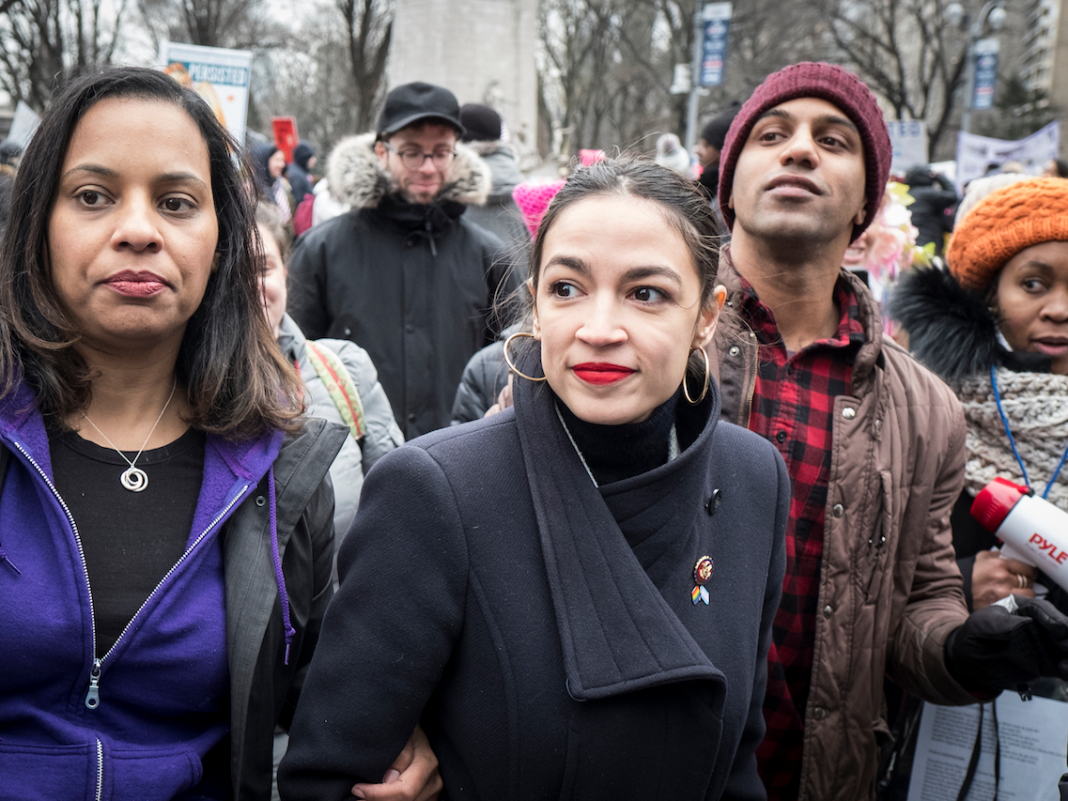 New Yorkers are blaming 'bad guy' Alexandria Ocasio-Cortez after Amazon deserted its HQ2 strategies