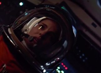 An astronaut with PTSD loses her cool in very first trailer for Lucy in the Sky