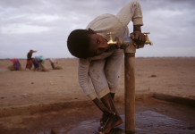 African cities are lacking water, and the continent requires $66 billion to prevent a crisis of illness and dehydration