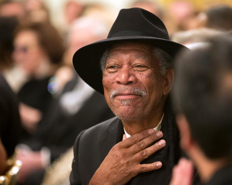 Morgan Freeman Converted His 124-Acre Cattle Ranch Into A Giant Honeybee Sanctuary To Conserve The Bees