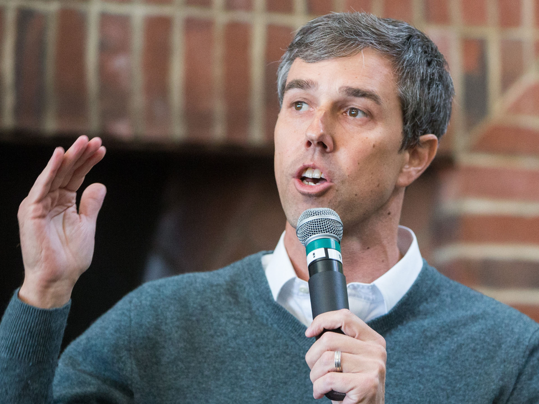 Beto O'Rourke sounds off on huge tech business like Facebook, Twitter, and Google, states federal government requirements to treat them 'a bit more like an energy'