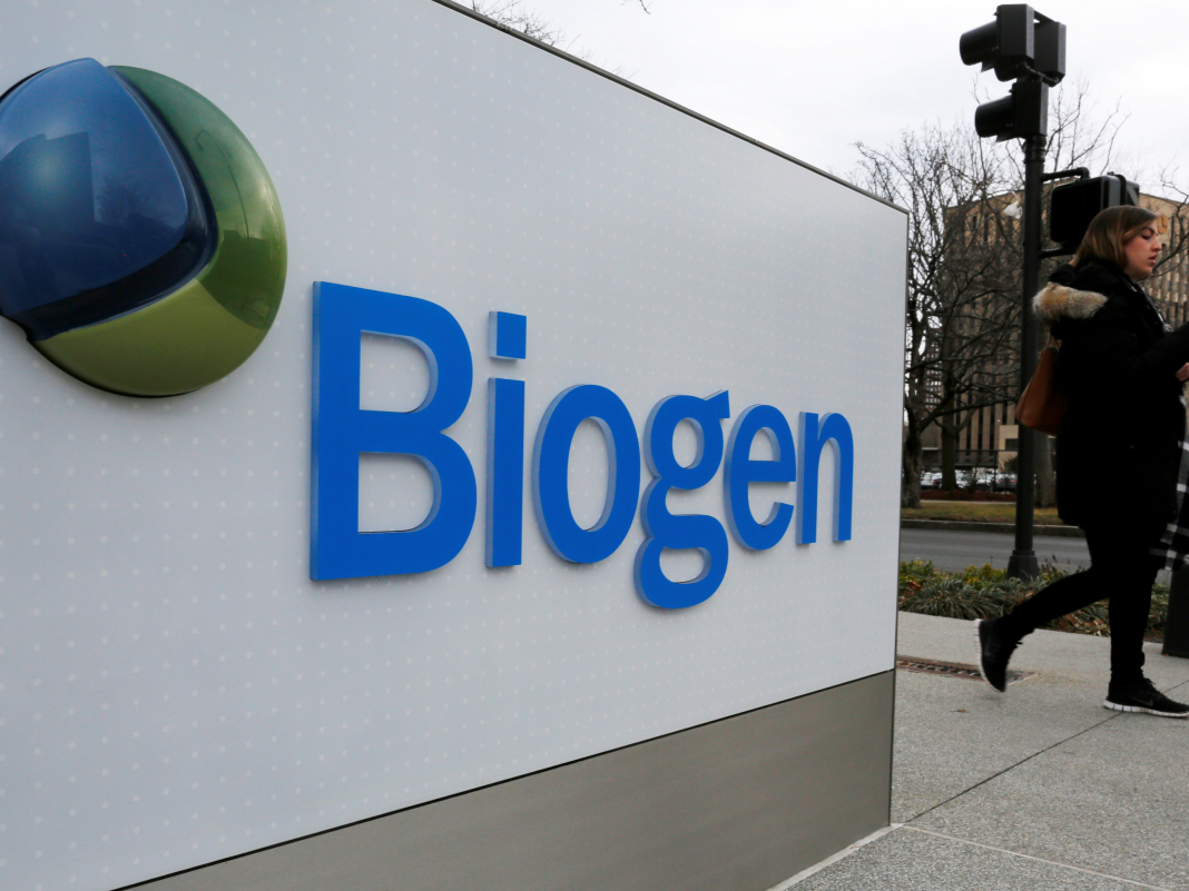Biogen is crashing after ditching its late-stage Alzheimer's drug trials (BIIB)