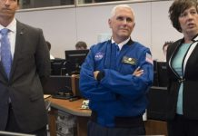 Vice President might inform NASA to speed up lunar landings
