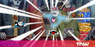 Xbox Live pertains to Nintendo Change, beginning with Cuphead