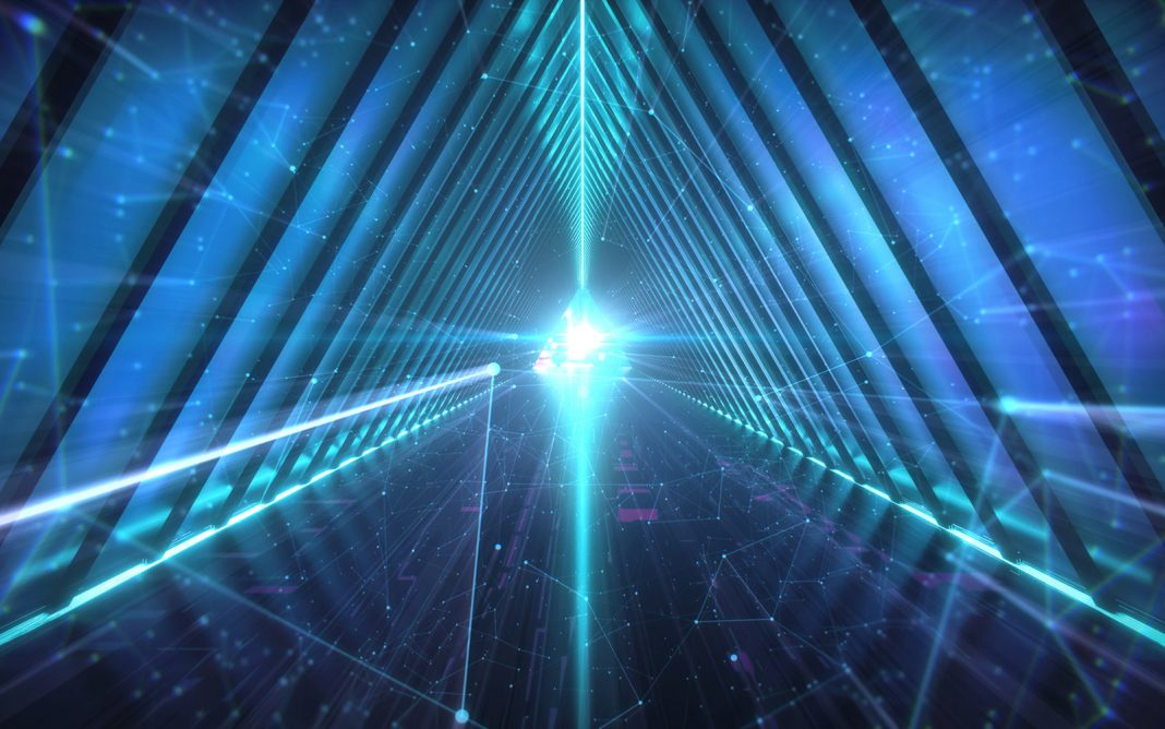 Genuinely Spooky: How Ghostly Quantum Particles Fly Through Barriers Practically Immediately