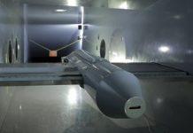 Look inside NASA's wind tunnel video