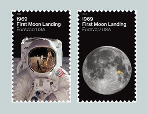 Commemorate NASA's Apollo 11 objective 50 th anniversary with brand-new USPS stamps