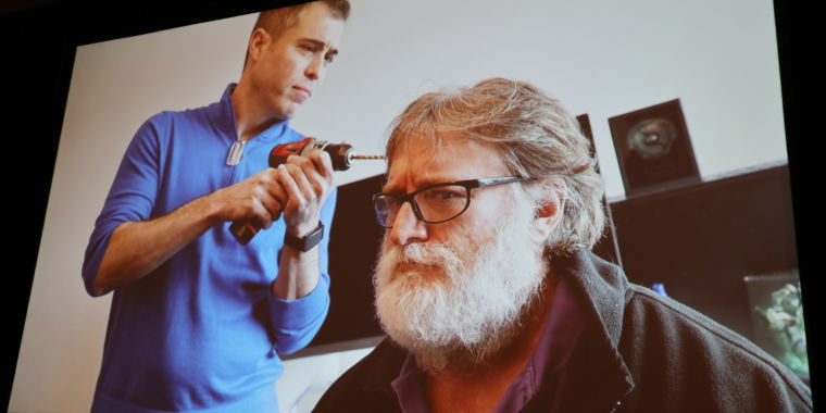 Valve Software application imagine evaluating your brainwaves to customize in-game benefits