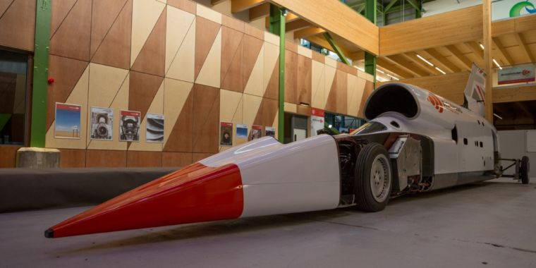 Great news for the 1,000 miles per hour vehicle as Bloodhound gets a brand-new owner