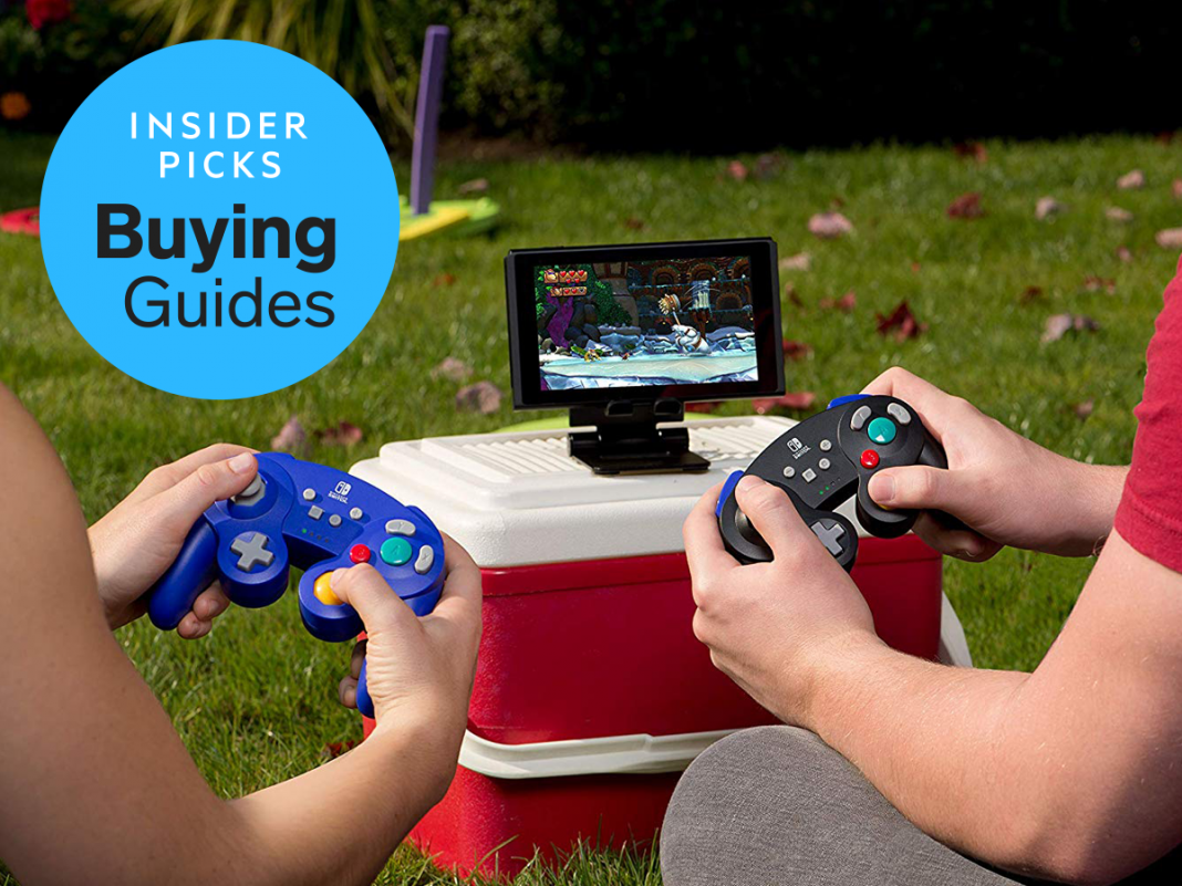 The very best Nintendo Change devices you can purchase