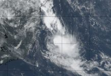 For simply the 4th time, a hurricane kinds in the Southern Atlantic
