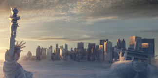 The movie 'The Day After Tomorrow' predicted a genuine and unpleasant pattern: The ocean's water-circulation system is deteriorating