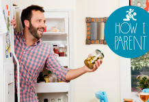 I'm Dan Pashman, Host of 'The Sporkful,' and This Is How I Moms And Dad