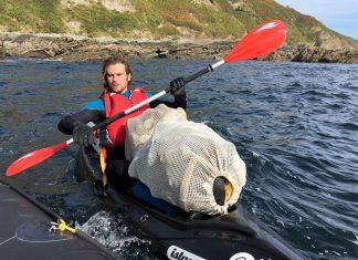 Odyssey Development Makes Kayaks Out Of Sea Plastic, Utilizes Kayaks To Gather More