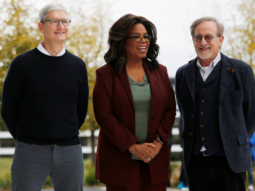 5 essential information about Apple's big-budget push into streaming TELEVISION that we still do not understand (AAPL)