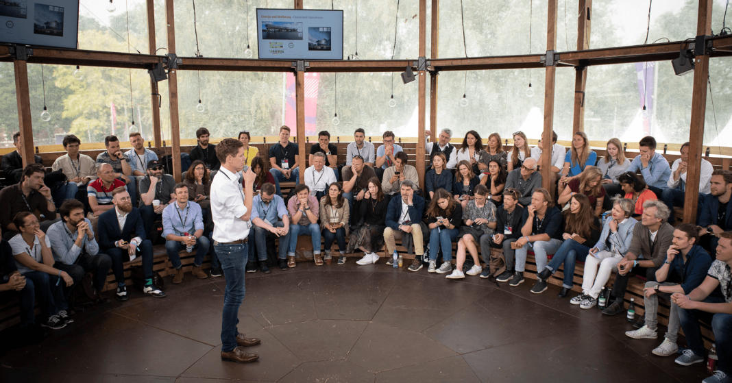 Here's how to display your start-up totally free at TNW2019