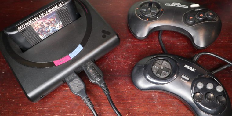 The Analogue Mega Sg responses why anybody would pay $190 for a brand-new Sega Genesis