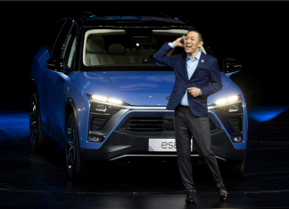 Nio is Tesla's greatest rival in the Chinese electric-vehicle market– here's how its ES8 SUV compares to Tesla's Design X (NIO, TSLA)