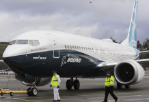 FAA anticipates Boeing to come up with brand-new software application to repair the grounded 737 Max in a matter of weeks (Bachelor's Degree)