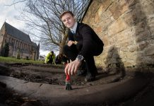 Images: Lost 'Govan Stones' Are Found Again