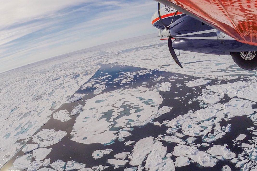 In Photos: A Conveyor Belt for Arctic Sea Ice