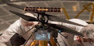 Mars Helicopter Finishes More Test Flights. It's Practically All set to go to Mars
