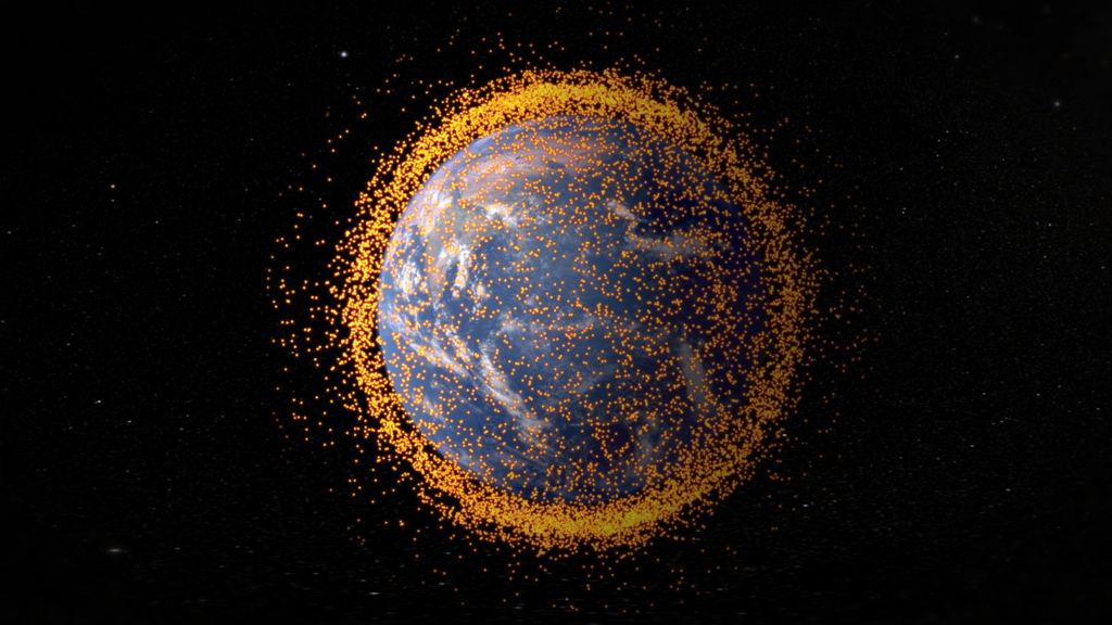 India Damaged a Satellite With a Rocket Recently, and Pieces Were Thrown Into an Orbit That Threats the International Spaceport Station