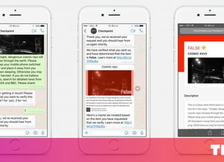 WhatsApp states its phony news suggestion line is simply for research study