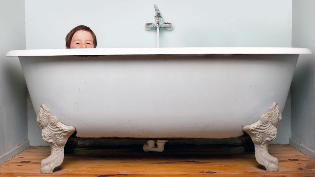 Your Kid Most Likely Does Not Required a Bath Every Night